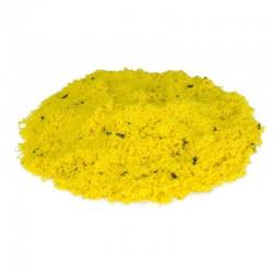 Impermeable con bolsillo amarillo 30cm