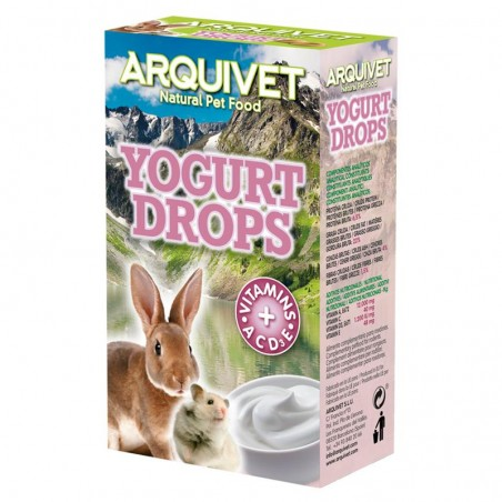 Drops con Yogurt 65gr.
