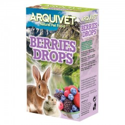 Berries Drops - 65 g (Frutas del bosque)