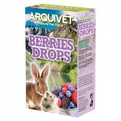 Drops con Frutas del bosque 65gr.