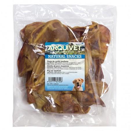 Oreja de cerdo mediana (bolsa de 30 unidades)