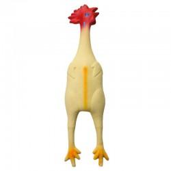 Pollo de látex 40 cm
