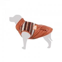 Abrigo marrón 30cm.