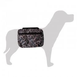Alforja para perro Tamaño M 19x12cm.