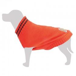 Jersey lana rojo hueso 20cm