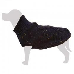 Jersey Terry lana negro 20cm