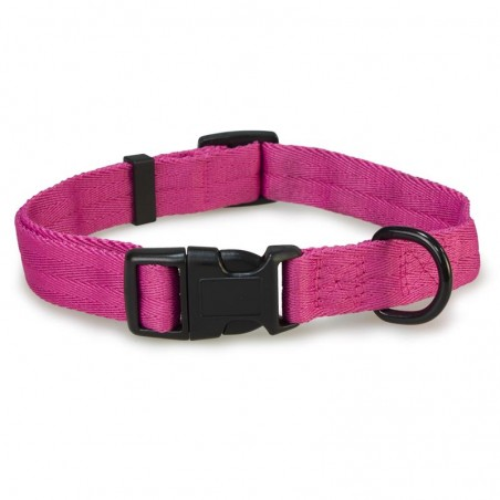 Collar rosa 1,6x25-35cm