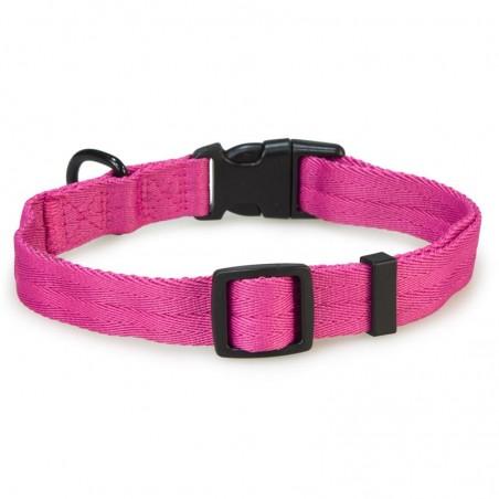 Collar rosa 1,9x33-50cm