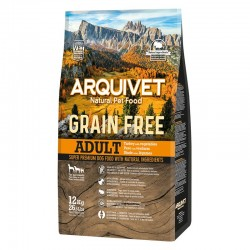 Arquivet Dog Grain Free Turkey 12kg