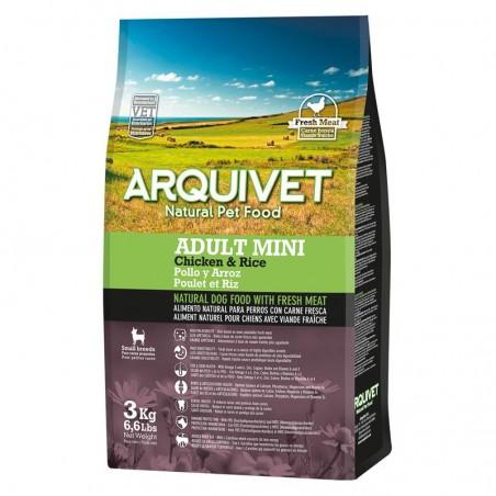 Arquivet Dog Adult Mini 3 kg