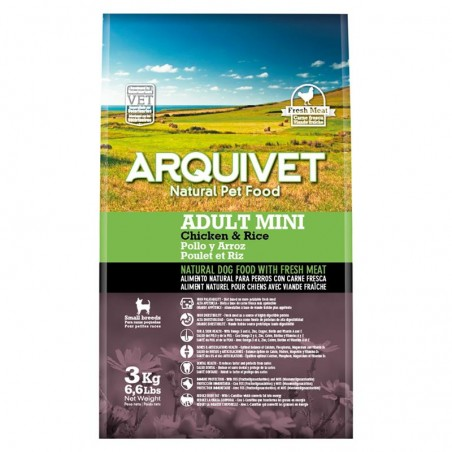 Arquivet Dog Adult Mini 3 kg
