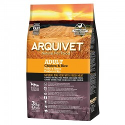 Arquivet Dog Adult Chicken & Rice 3 kg