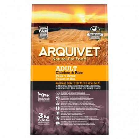 Arquivet Dog Adult Chicken & Rice 3 kg