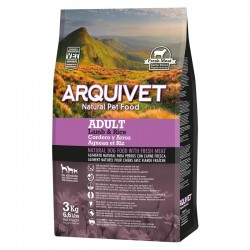 Arquivet Dog Adult Lamb & Rice 3 kg