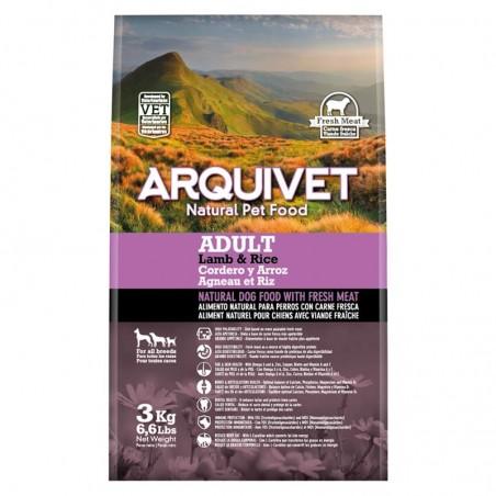 Arquivet Dog Adult Lamb & Rice 3 kg
