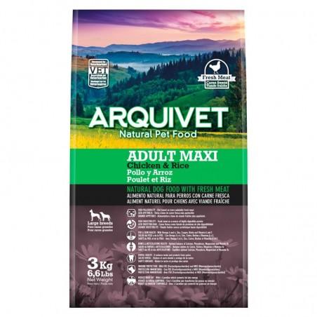 Arquivet Dog Adult Maxi 3 kg
