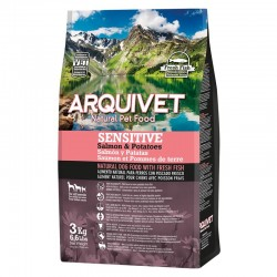 Arquivet Dog Sensitive Salmon & Potato 3 kg