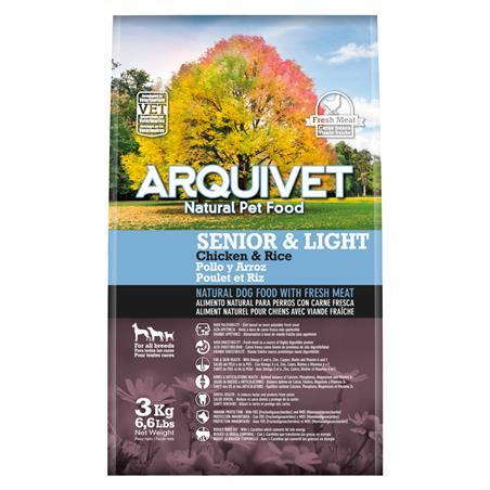 Arquivet Dog Senior & Light 3 kg