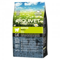 Arquivet Cat Kitten Turkey 1,5kg