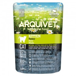 Arquivet Cat Kitten Turkey 350gr