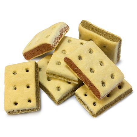"Galletas ""Sandwich Rectángulo"" 10 kgs"