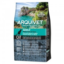 Arquivet Cat Adult White Fish & Tuna 1,5kg