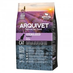 Arquivet Cat Sterilized Turkey 1,5kg
