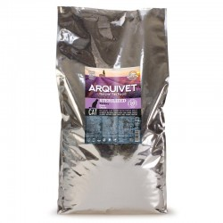Arquivet Cat Sterilized Turkey 10kg