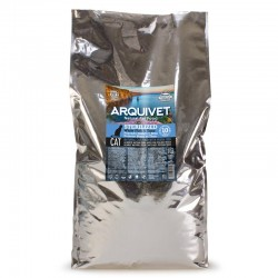 Arquivet Cat Sterilized White Fish & Tuna 10kg