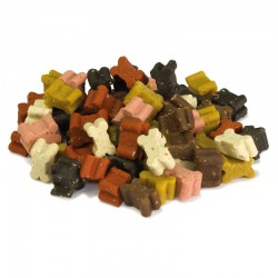 Soft snacks mini huesitos mix 4800 grs.