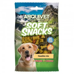 Soft snacks huesitos mix 100 grs.