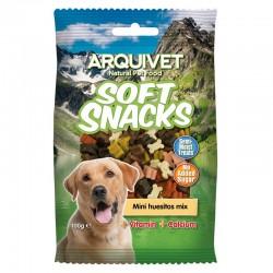 Soft snacks minihuesitos mix 100 grs.