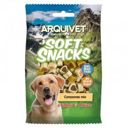 Soft snacks corazones mix 100 grs.