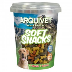 Soft snacks huesitos mix 300 grs.