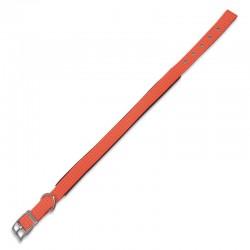 Collar nylon naranja 2,0x45cm