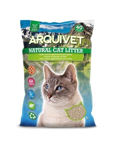 Natural Cat Litter 5lt