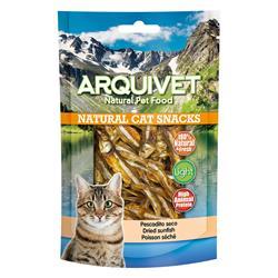 Snack gato - Pescadito seco 50g