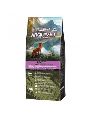 ARQUIVET DOG ORIGINAL Adult Cordero 12 Kg