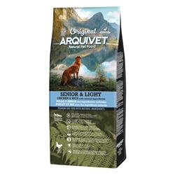 ARQUIVET DOG ORIGINAL Senior & Light 12kg