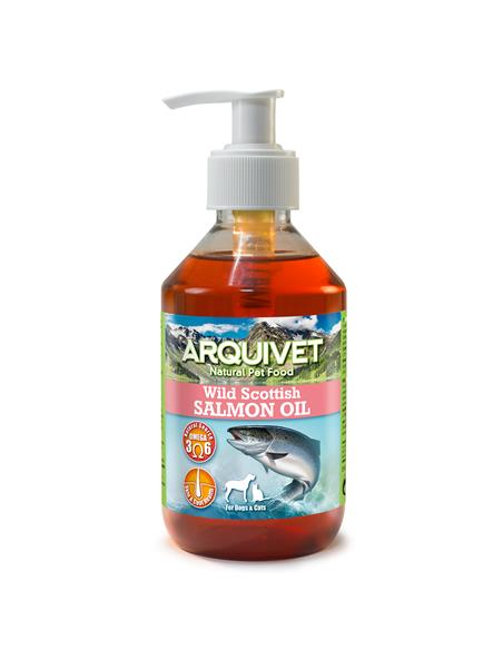 Aceite de Salmón (250ml)