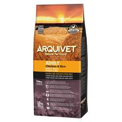 Arquivet Dog Adult Chicken & Rice 12Kg