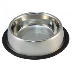 Comedero inoxidable antideslizante - 450 ml / 20 cm