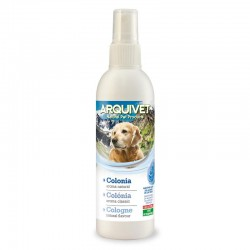 Colonia para perros Aroma Natural 125ml.
