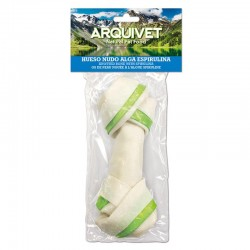 Hueso nudo alga spirulina - 16 cm (Bolsa 1 ud.)