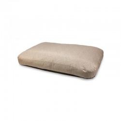 Colchoneta Marrón Piedra 120 cm