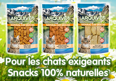Natural Cat Snacks