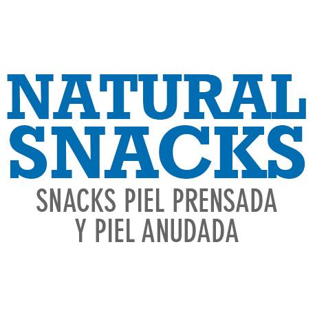 Natural Snacks Piel Prensada