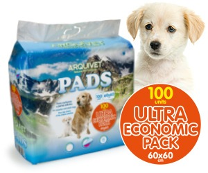 Super Economic Pack, bolsa de 50 Pads